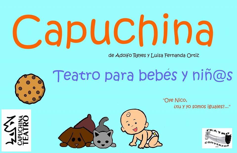 """""""Capuchina"""" Teatro para bebés y niños"""